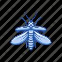 animal, bug, firefly, glowworm, insect, lightning bug icon