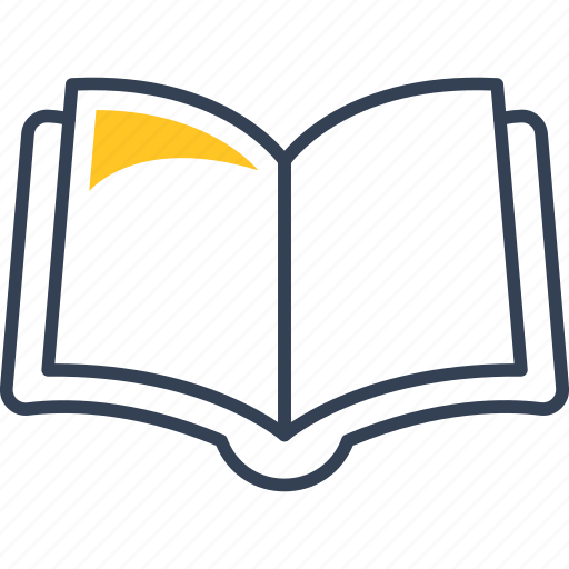 book, institution, study icon