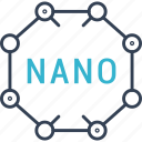 formula, institution, nano, physic icon