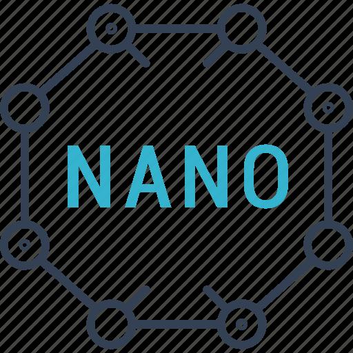 formula, institution, nano, physic icon