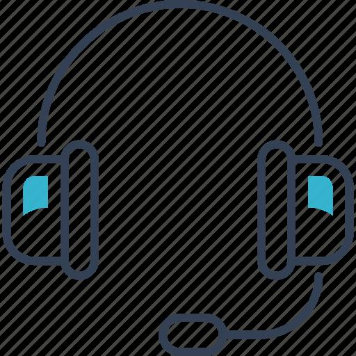 headphones, institution, sing, sound icon