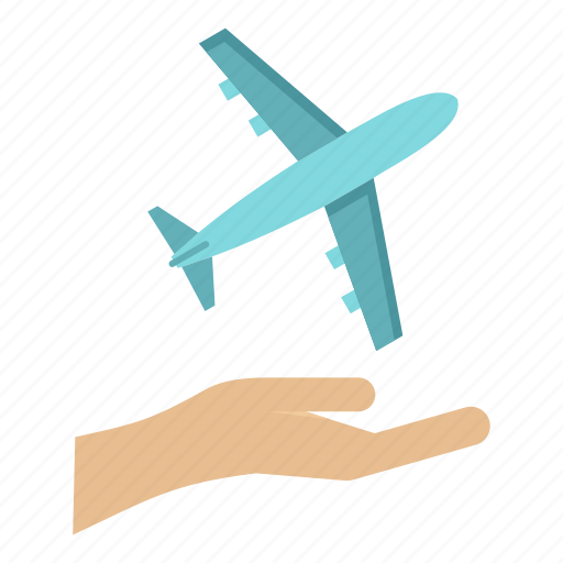 air, business, flight, fly, jet, plane, travel icon