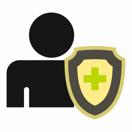 agent, assurance, care, child, cross, cross protection, damage icon