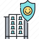 apartment insurance, condo, condo insurance, condominium, condominium insurance, insurance icon