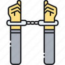 bond, fidelity, chain, cuff, fidelity bond, handcuff, shackles