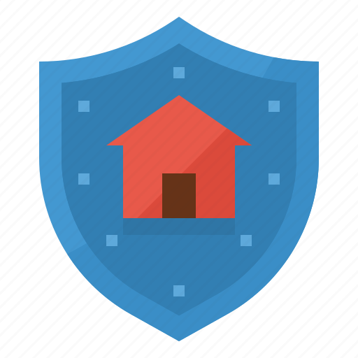 coverage, home, house, insurance, protection icon