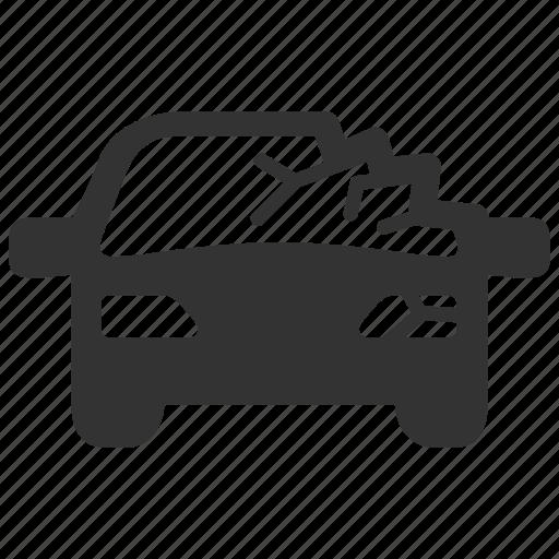 accident, car, car insurance, crash, damage, transport, transportation icon