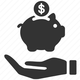 ecommerce, guardar, insurance, money, piggy bank, protect, save, saving icon