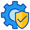 coverage, engineering, insurance, protect, protection icon