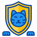 coverage, insurance, pet, protect, protection icon