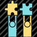 mutual insurance, solution icon