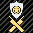 guarantee, guaranteed, insurance, protection, warranty icon