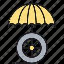 insurance, vehicle, vehicle insurance icon