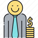 compensation, funding, workers, workers compensation icon