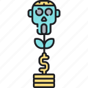 fund, zombie, zombie fund, zombie funds icon