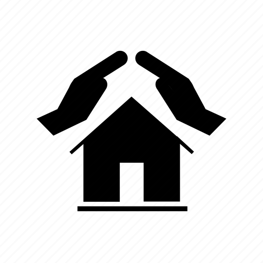 Home, home insurance, home protection, property insurance, protect home, safe home, smart home icon - Download on Iconfinder