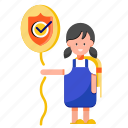 assurance, child care, child life insurance, children, insurance, kid, protection icon