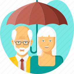 family, insurance, lady, life insurance, old, protection, woman