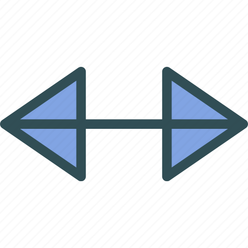forward, left, play, right icon