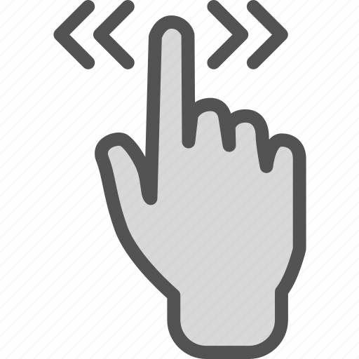 arrow, gesture, hand, repeat, side, up, upload icon