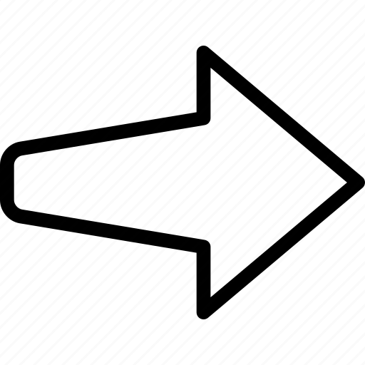 arrow, arrowway, forward, play, right icon
