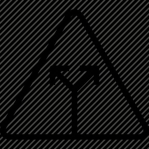 nal, return, sign, symboldiago, triangle, warning icon