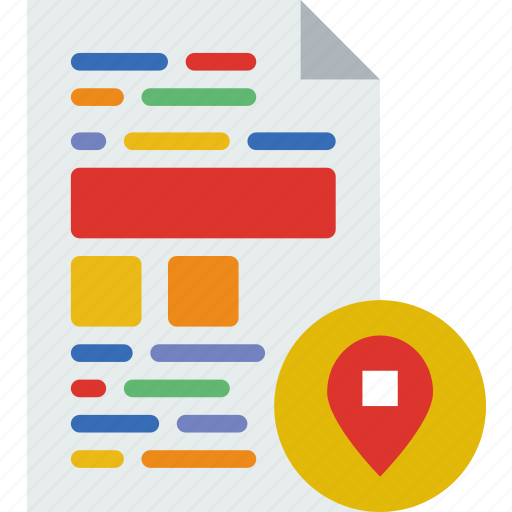 action, app, file, interaction, interface, location icon