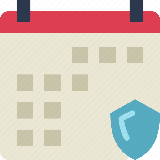 action, app, calendar, interaction, interface, security icon