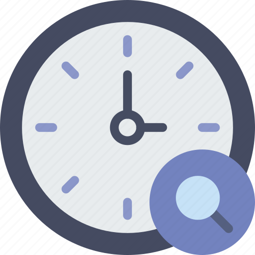 action, app, clock, interaction, interface, search icon