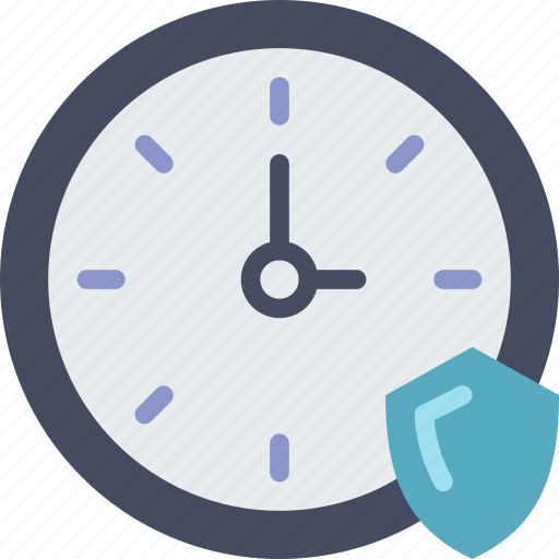 action, app, clock, interaction, interface, security icon
