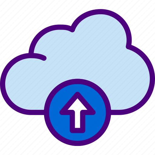 action, app, cloud, interaction, interface, upload icon