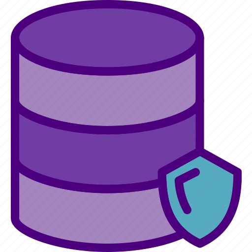action, app, database, interaction, interface, security icon