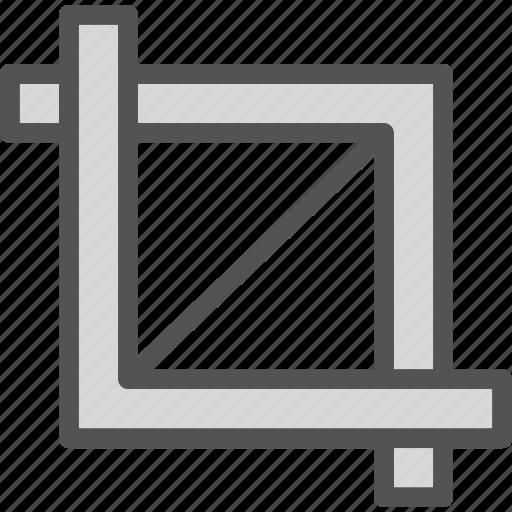 arrange, chip, crop, cut, design, processor, tool icon