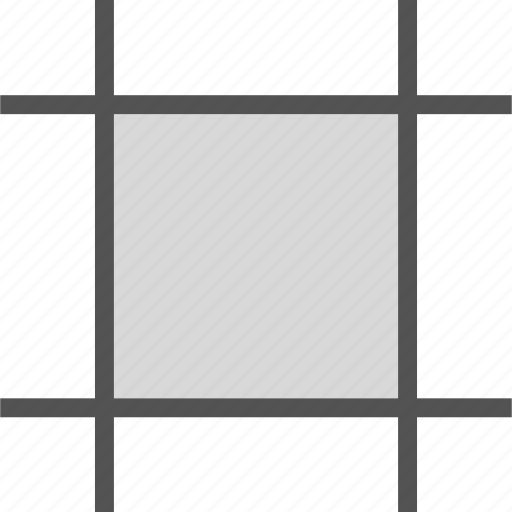 artboard, crop, square, tool icon