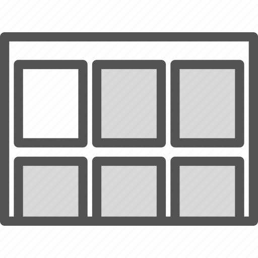 gallery, interface, layout, pic, thumbnail, web icon