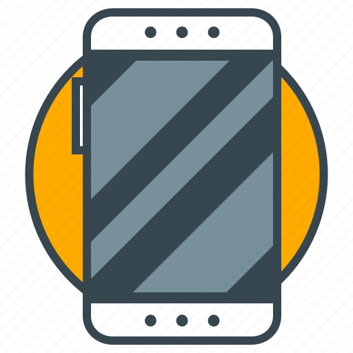 device, interface, mobile, phone, smartphone icon