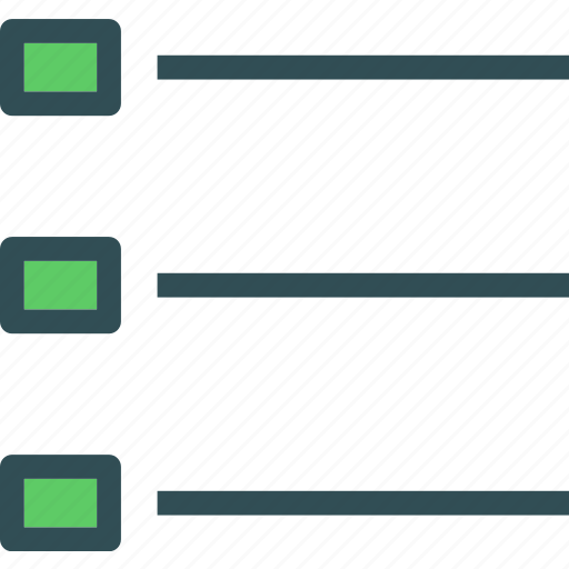 drag, edit, list, squarepoint icon