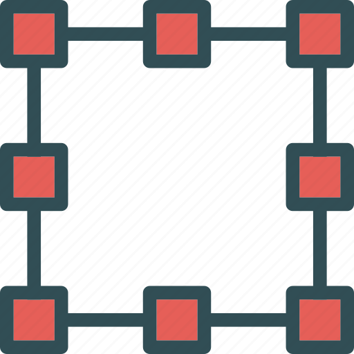 divide, edit, finder, path, squareedit icon