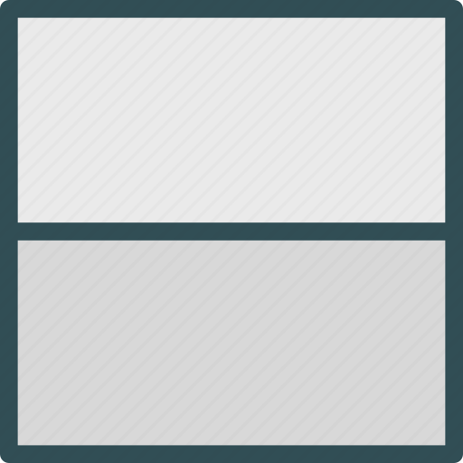 grid, layout, row, table, two icon