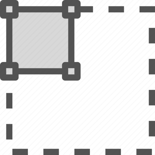 frame, reshape, scale, transform icon