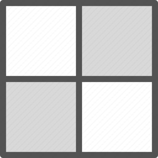 form, layout, shape, square icon