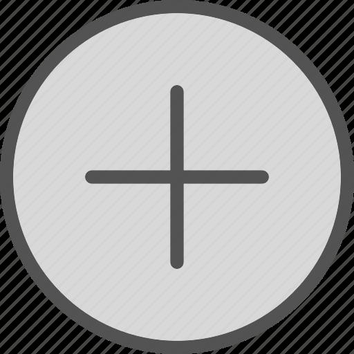 add, calculator, plus icon