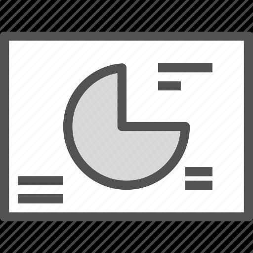 infographic, report, statistics, stats icon