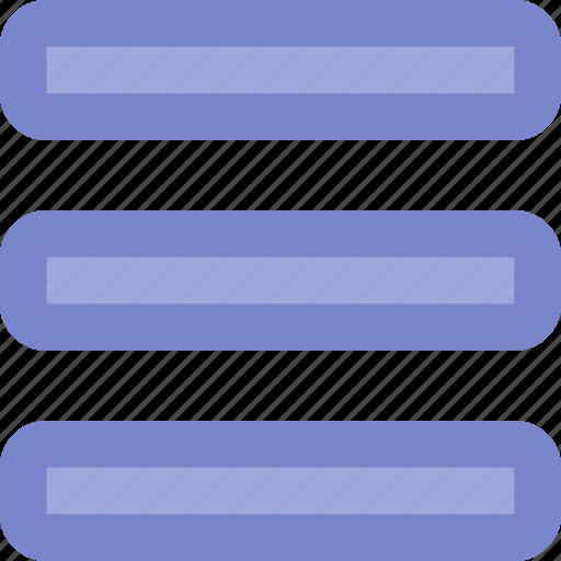 burger, burger menu, color, interface, menu, ui, ux icon