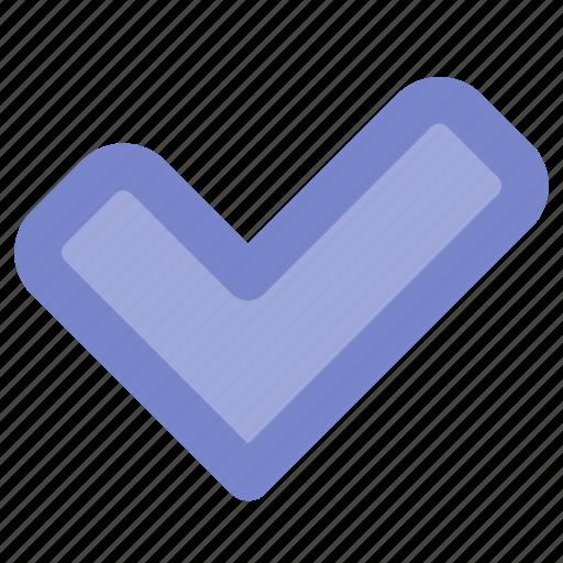 check, checklist, color, interface, ui, ux icon
