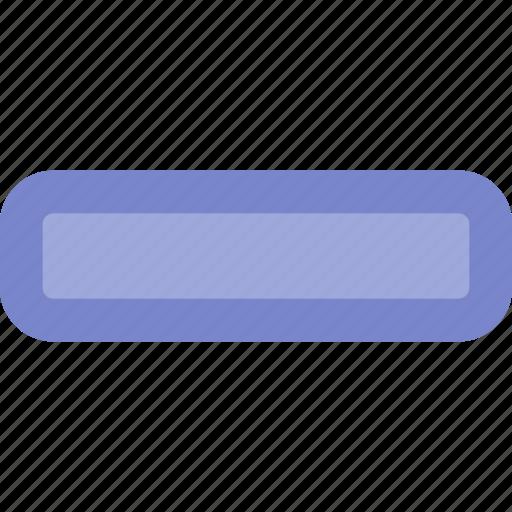 -, color, interface, min, minus, ui, ux icon