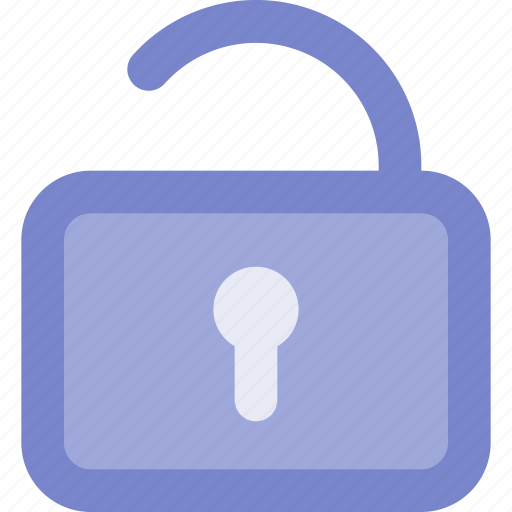 color, password, safety, secure, ui, unlock, ux icon
