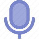 app, color, interface, mic, microphone, ui, ux icon