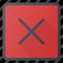 interface, x, ui, mark icon