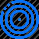 circle, interface, target icon